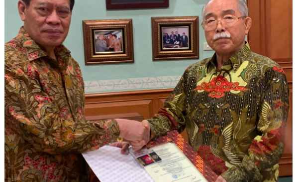 DHIPA ADISTA JUSTICIA – INDONESIA INTELLIGENCE INSTITUTE dengan RYOWA INTERNATIONAL